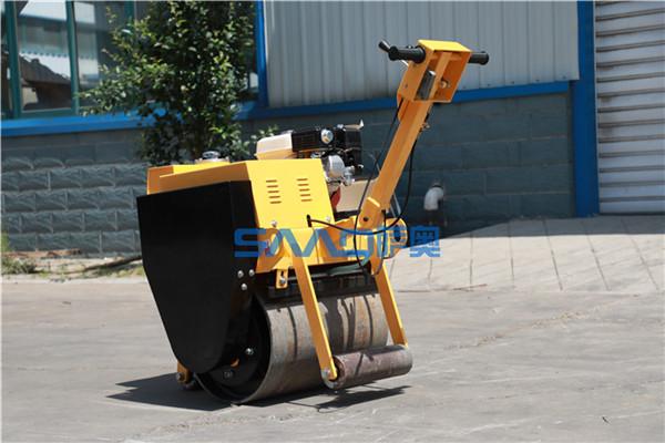 手扶单轮小型压路机SYL-600(汽油)